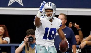 Brice Butler shows some serious toe-drag swag on TD catch
