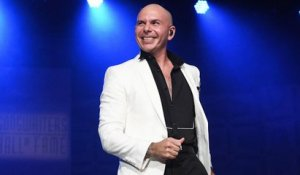 Pitbull to Receive Latin AMA Dick Clark Achievement Award | Billboard News