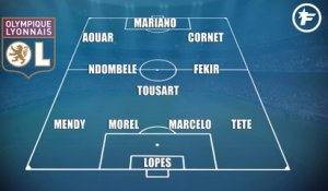 Les compositions probables de OL-PSG