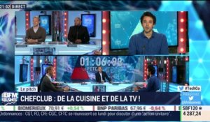 Le Pitch: Hubware VS Chefclub - 09/10