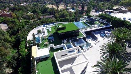 Voici La Maison La Plus Chere Du Monde 250 Millions A Bel Air Californie Sur Orange Videos