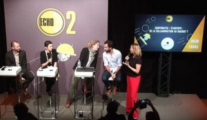 ECHO 2 - Corporates / startups : de la collaboration au rachat ?