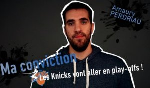 Basket - NBA - Ma conviction : Les Knicks vont aller en play-offs