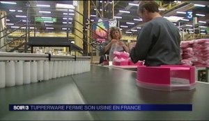 Tupperware ferme son usine en France