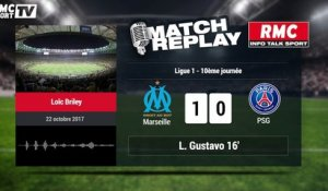 OM - PSG (2-2) : le Goal Replay avec le son RMCSPORT