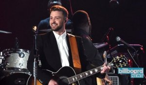 Justin Timberlake Announced as 2018 Super Bowl Halftime Show Performer | Billboard News