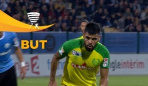 But LIMA (35ème pen) / Tours FC - FC Nantes - (3-1) - (TOURS-FCN) / 2017-18