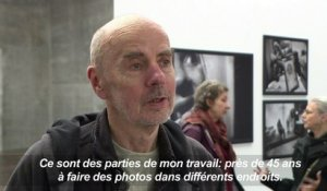 Eugene Richards, 45 ans de photojournalisme près de Paris