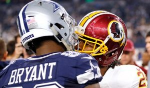 Dez Bryant on Josh Norman: We're 'frenemies'