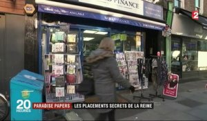 Paradise papers : les placements secrets de la reine d'Angleterre