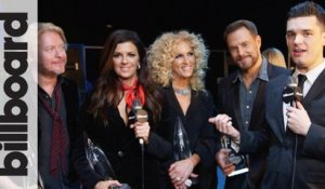 Little Big Town Chats Taylor Swift After Winning Song of the Year | CMA Awards 2017