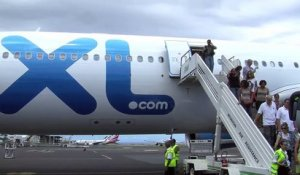 Interview de Laurent Magnin, PDG d'XL airways