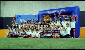 La Foot Party du Junior Club