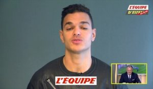 Foot - L1 - OL : Le message de Ben Arfa à JMA