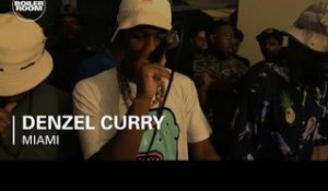 Twistin - Denzel Curry live at Boiler Room Rap Life Miami