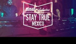 Los Macuanos Boiler Room & Ballantine's Stay True Mexico Live Set