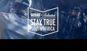 Boiler Room & Ballantine's Present Stay True South Africa: A Dancing Nation