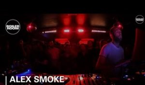 Alex Smoke Boiler Room Glasgow DJ Set