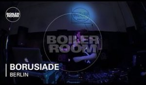 Borusiade Boiler Room Berlin Studio Session