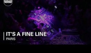 It's A Fine Line - Boiler Room Paris DJ set