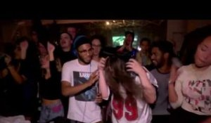 Nice moves... - Boiler Room Moments