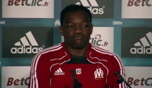 OM. Steve Mandanda croit encore le titre possible.