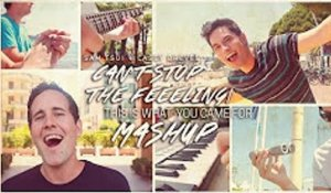 "'Can't Stop...What You Came For"" MASHUP (JT-Calvin Harris-Rihanna) - Sam Tsui & Casey Breves"