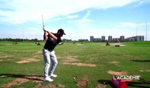 Swing de Champion : Romain Wattel