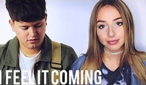 The Weeknd - I Feel It Coming ft. Daft Punk (Emma Heesters & Shaun Reynolds Cover)