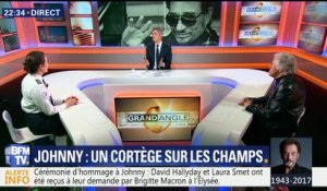 Hommage populaire pour Johnny (1/2)
