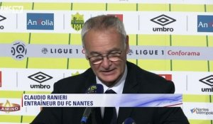 Ranieri : ''On a essayé de faire de bonnes choses''