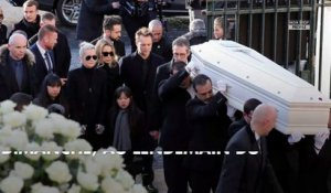 Johnny Hallyday mort : Le tendre message d'Anthony Delon à David et Laura Smet