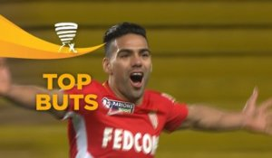 Top buts 1/8 de finale - Coupe de la Ligue / 2017-18