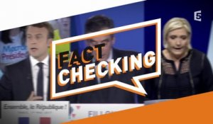 Le Fact Checking - C à Vous - 15/12/2017