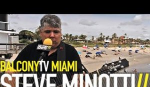STEVE MINOTTI - DAMNED IF YOU DO DAMNED IF YOU DON'T (BalconyTV)