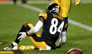 Rapoport: Antonio Brown expected to be 100% for playoffs