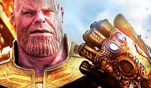 AVENGERS 3 INFINITY WAR Bande Annonce