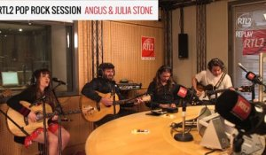 Angus & Julia Stone - Big Jet Plane - RTL2 Pop Rock Session