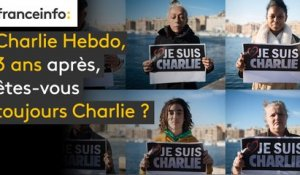 Charlie Hebdo, 3 ans - Êtes-vous toujours Charlie ?