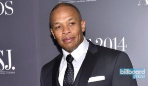 Dr. Dre Hints He's Working On Long-Awaited 'Detox' Album | Billboard News