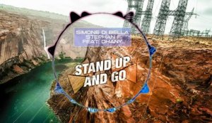 Simone Di Bella, Stephan F Ft. Dhany - Stand Up and Go