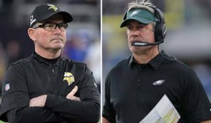 More impressive coaching job this season: Mike Zimmer or Doug Pederson?