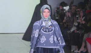 Fashion Week : quand hijab rime avec mode - 12/02/2018