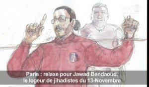 Relaxe pour Jawad Bendaoud