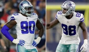 What is the likelihood of Cowboys keeping Demarcus Lawrence and Dez Bryant?