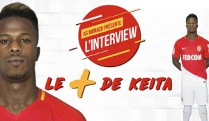 "L'interview ""Le +"" de Keita Baldé"