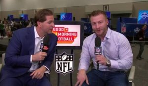 Sean McVay talks Marcus Peters, playoff loss, Cooper Kupp