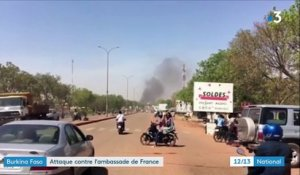 Burkina Faso : attaque contre l'ambassade de France