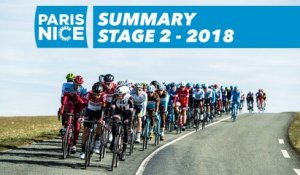 Summary - Stage 2 - Paris-Nice 2018