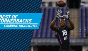 Best of cornerbacks | 2018 NFL Combine